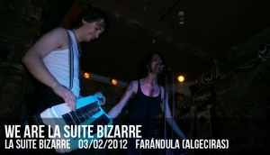 We are La Suite Bizarre