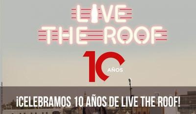 más-de-18-artistas-alrededor-de-50-conciertos-y-los-mejores-espacios-acogerán-la-décima-edición-de-live-the-roof