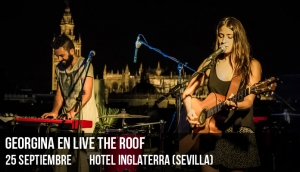 Georgina en Live The Roof (Sevilla)