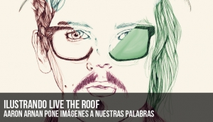 "Ilustrando Live The Roof: ""Swim"""