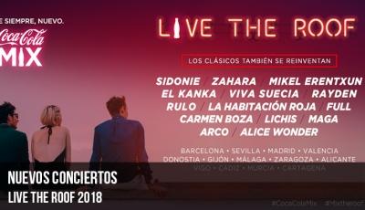 live-the-roof-2018-nuevos-conciertos