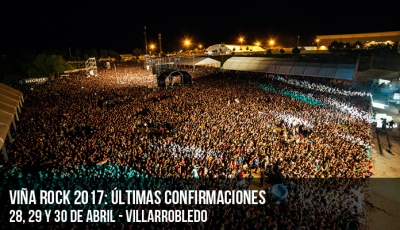Viña Rock 2017: Últimas confirmaciones