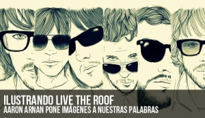 "Ilustrando LiveTheRoof:""Talent Shows"""