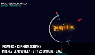 Interestelar Sevilla: Primeras confirmaciones