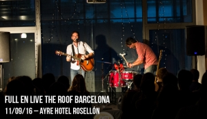Full en Live the Roof Barcelona