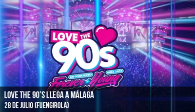 Love the 90s Málaga